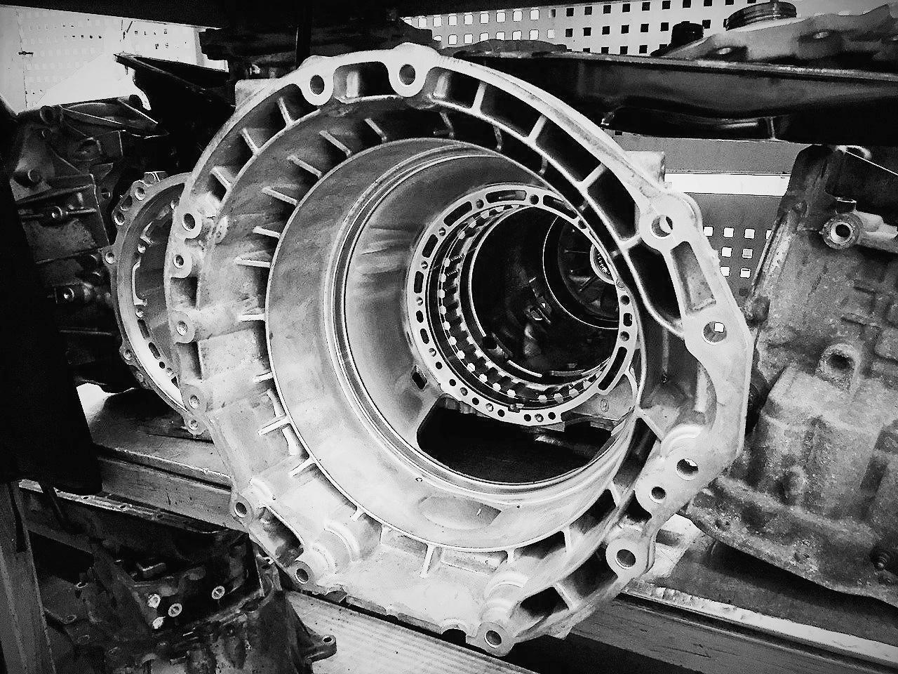 Особенности ремонта АКПП BMW